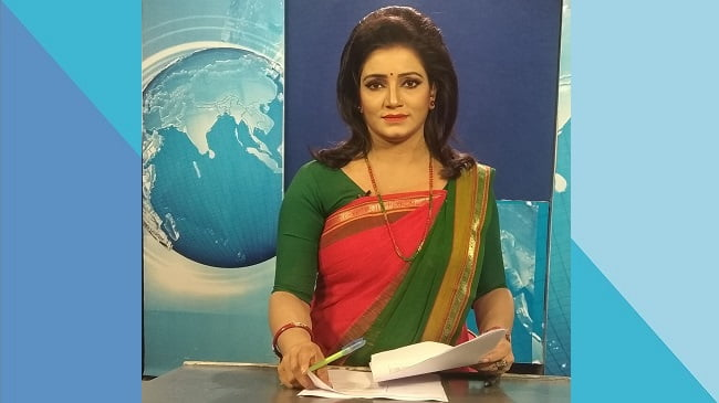 News presenter sonia snigdha